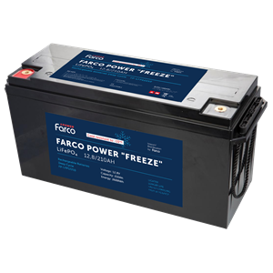"FarcoPower LifePO4 ""Freeze"" 24V/105AH"