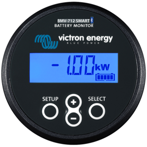 Victron Battery Monitor BMV-712 BLACK Smart