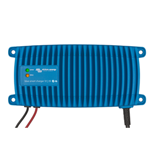 Blue Smart IP67 Charger 24/8(1) 230V CEE 7/7