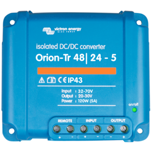 Victron Orion-Tr 48/24-12A (280W) Isolated DC-DC converter