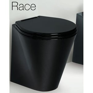 WC RACE 230V MATTE CARBON LOOK
