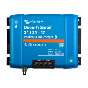 Victron Orion-Tr Smart 24/24-17A (400W) Isolated DC-DC charg